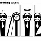 Bill the Klingon - Something wicked