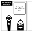 The Blind man Adventures