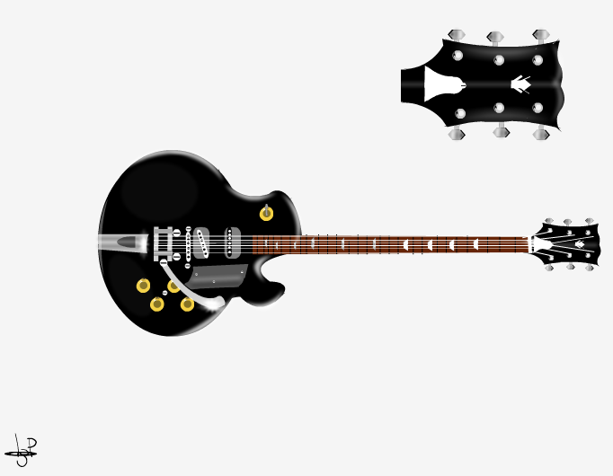 "Neil Young's ""Old Black"" Gibson"