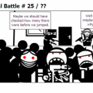 El Com # 201 - Final Battle # 25 / ??