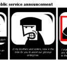 Bill the Klingon - Public service announcement