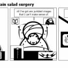 Bill the Klingon - Brain salad surgery