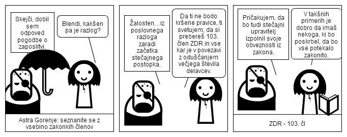 Astra gorenje- 103 čl. berite zakone