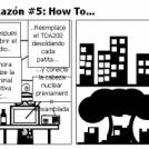 El Cambalache de la Razón #5: How To...