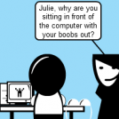 Computers &amp; Boobs