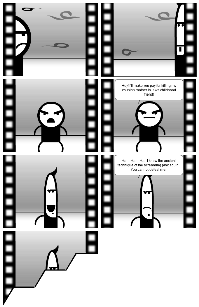 KungFu movies - A pun