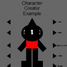 Character Creator Example