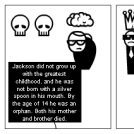 Jackson's Childhood