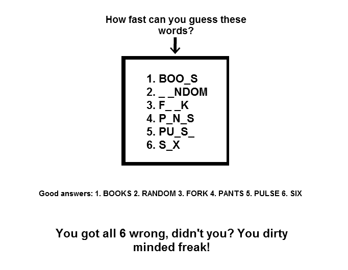 Stripgenerator com how fast can you guess these words