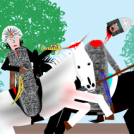 Xarq-al-Andalus 31. The battle of Murabit 2