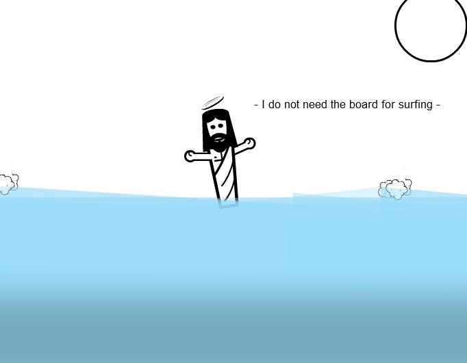 Jesus is cool