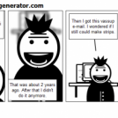 making strips at stripgenerator.com