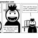 making strips at stripgenerator.com