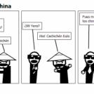 Jhames en China