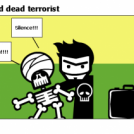 Acgmed dead terrorist