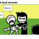 Acgmed dead terrorist
