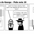 Contos Humoristicos do George - Peo nota 10