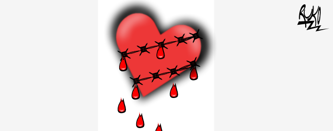Barbed Wire Love