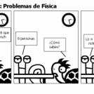 """Tortuga """"I"""" Caracol: Problemas de Física"""