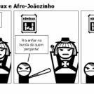 As aventuras de Linux e Afro-Joãozinho