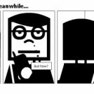 Bill the Klingon - Meanwhile...