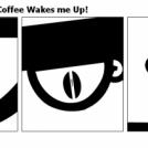 True Philo-sophy--Coffee Wakes me Up!