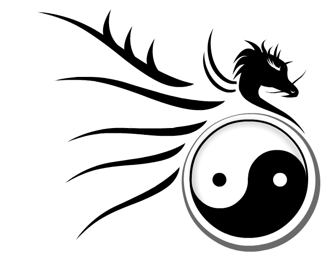 Tribal Ying Yang