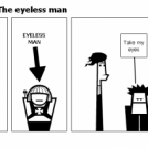 Jack and Bob #8 - The eyeless man