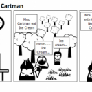 Second Strip - Mrs. Cartman
