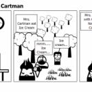 Second Strip - Mrs. Cartman