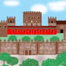 Xarq-al-Andalus: Gaztelua - The castle