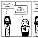 Zombie Jesus 1