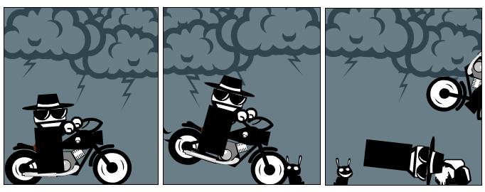 motor rabbit
