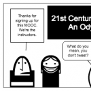 Abnormal Cartoon MOOC