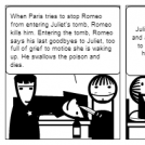 Romeo and Juliet 9