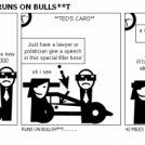 THE WHOLE WORLD RUNS ON BULLS**T