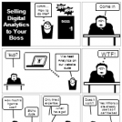Selling Digital Analytics to Your Boss