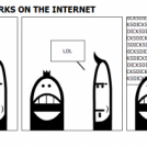 HOW HUMOUR WORKS ON THE INTERNET