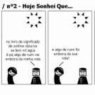 raafah_ Tirinhas / n2 - Hoje Sonhei Que...