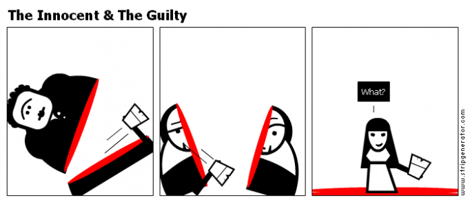 The Innocent & The Guilty