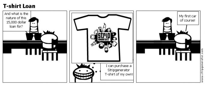 T-shirt Loan