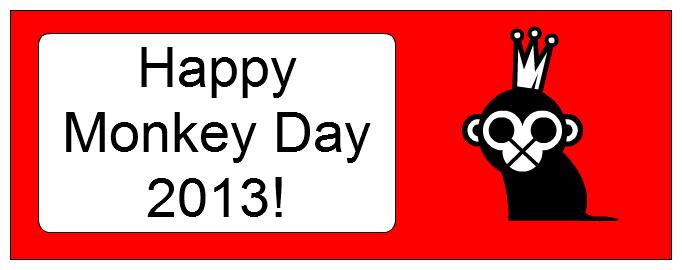 Monkey Day 2013