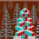 Christmas in a cubic forest