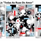 """Portugal - Flor-De-Lis """"Todas As Ruas Do Amor"""