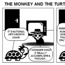The Monkey and the Turtle (2012-02-03)