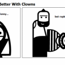 Everything's Better With Clowns