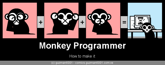 036 - Monkey Programmer
