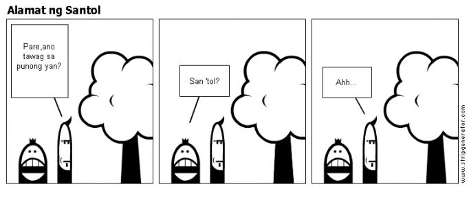 Alamat ng Santol