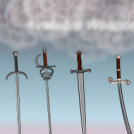 Every battle needs some sticks