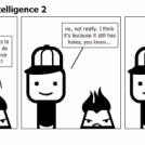 la casquette de l'intelligence 2